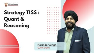 Strategy TISS : Quant & Reasoning