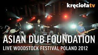Asian Dub Foundation LIVE at Woodstock Poland 2012 (FULL CONCERT)