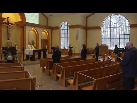 St  Thomas Mass 2021