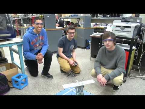 STEM Makes Me Happy: Bay Path Regional Vocational Technical High School