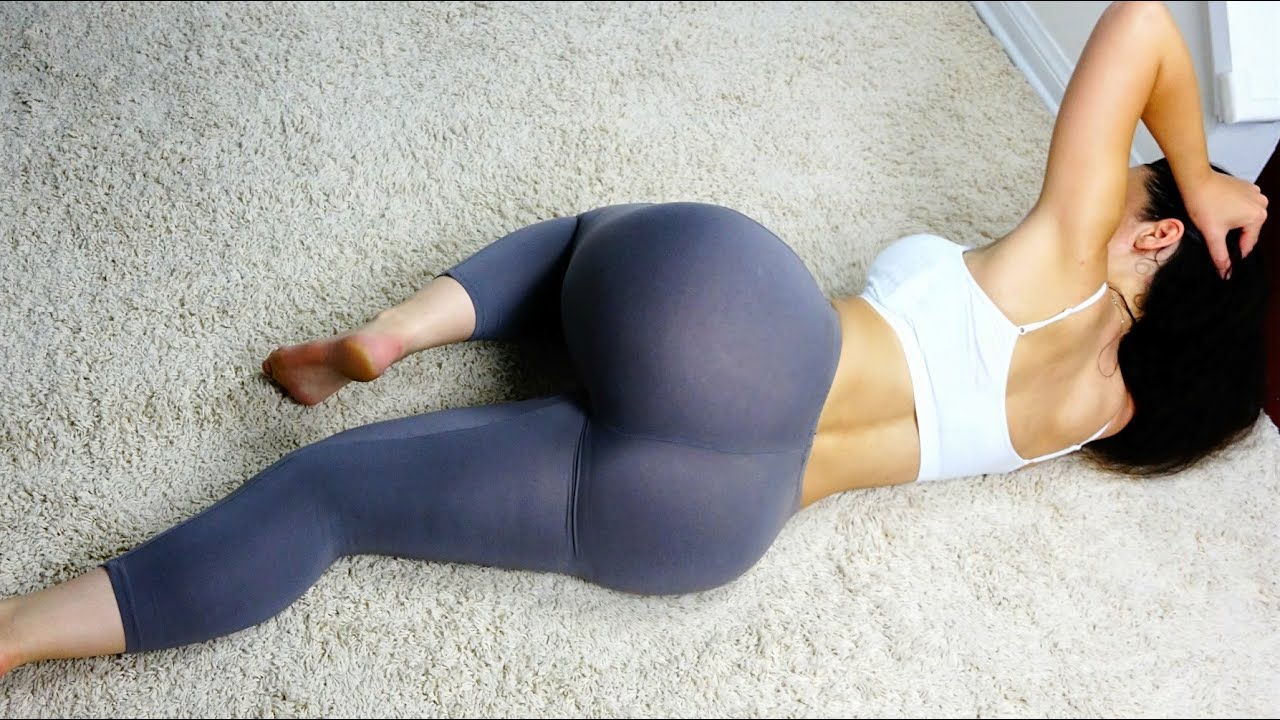 12 min bigger butt lifting home workout - youtube