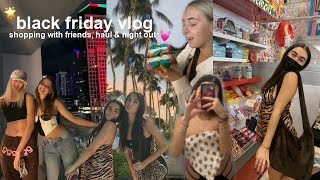VLOGMAS DAY 3: driving and shopping in miami beach with friends!!