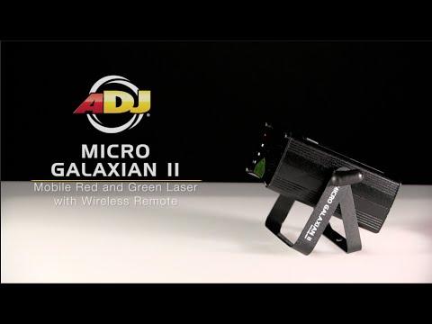ADJ Micro Galaxian II
