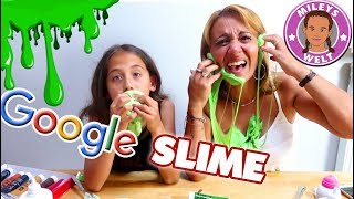 GOOGLE 3 Uhr NACHTS SLIME - Fluffy Bilou Slime - Mileys Welt