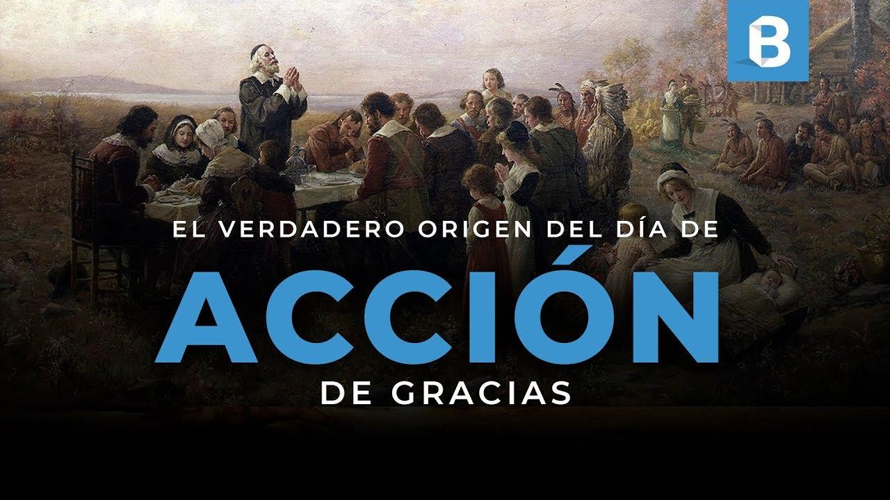 Cul es el origen del Da de Accin de Gracias?