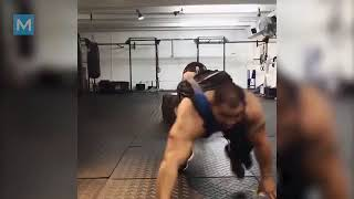 Special Forces Strength Training with SWAT Tony Sentmanat  Muscle Madness