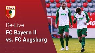 19/20 // Re-LIVE // FC Bayern München II vs. FC Augsburg