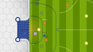 THE BEST FOOTBALL GAME?! - NITRO CLASH