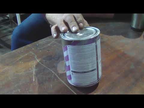 Краски для изделий из металла. Серия первая. Грунт-эмаль 3в1 Farbitex Master.