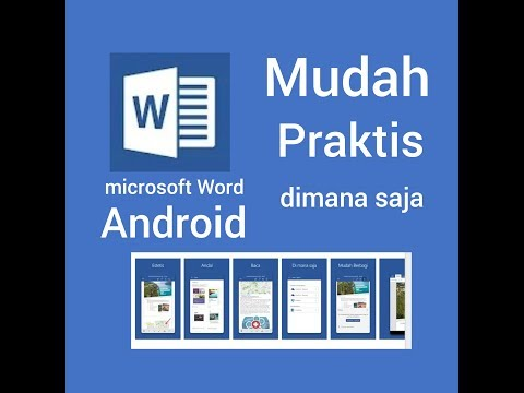 Tutorial Menggunakan Ms Word Di Hp Android
