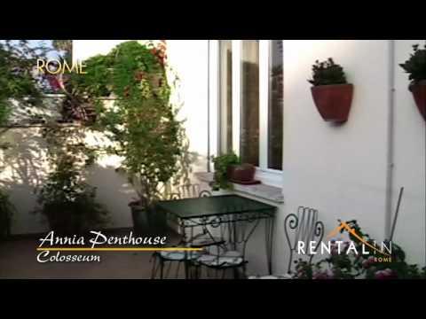 Annia Penthouse - rentalinrome.com