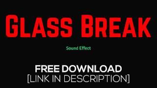 Glass Break - Sound Effects