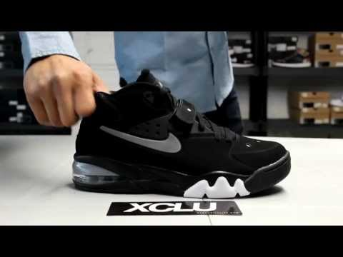 new concept b26bb 6290b Nike Air Force 180 Max Fab Five