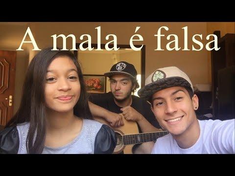 Felipe Araújo - A Mala é Falsa part. Henrique & Juliano-  de Vitoria e Victor Hugo