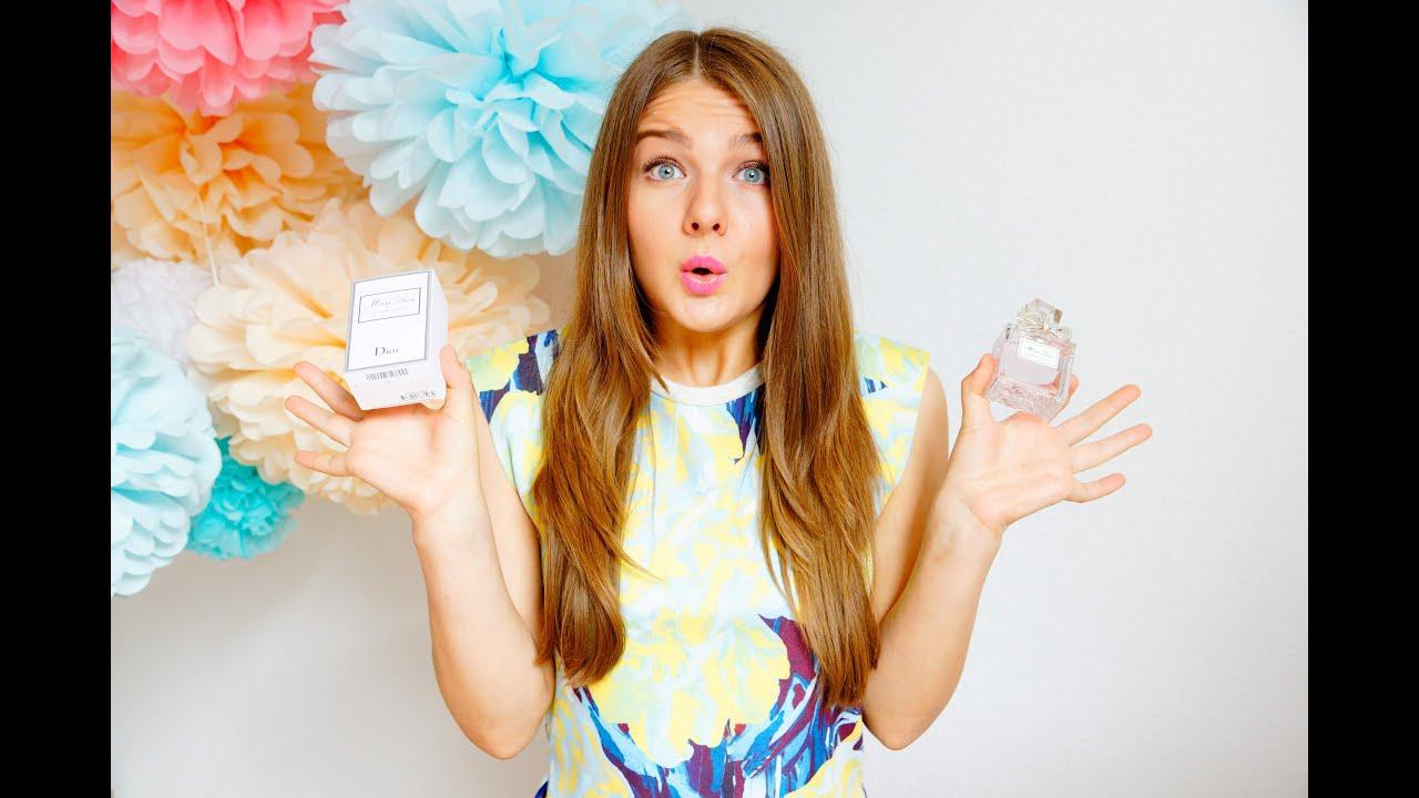 Miss Dior. Blooming Bouquet. Моя коллекция ароматов. My