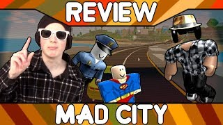 Mad City: Jailbreak, But Worse...? [ROBLOX Game Review]