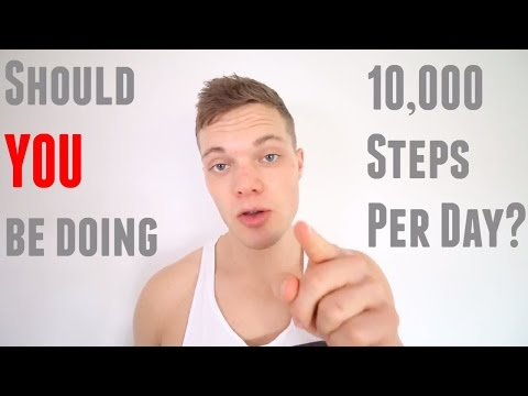 Where Did Steps Per Day Come From