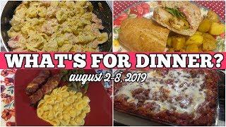 What's For Dinner?   Easy Dinner Ideas