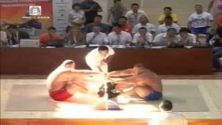 Абсолютный Чемпионат Мира по мас-рестлингу 2012