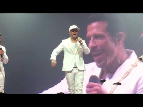 New Kids On Block-Step By Step/Salt-N-Pepa-Push It(Live)
