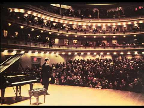 Emil Gilels recital at Carnegie Hall - live 1969