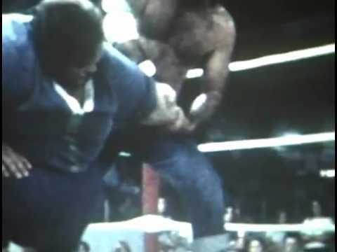 1470 lb. McGuire Twins vs. Dave Nevins & Mike York