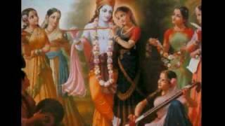 Kannada devotional song on krishna putta putta paada in Raga Kapi