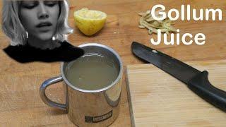Gollum Juice, a life-saver