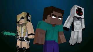 Battle of the Glitches /Minecraft Song and Animation Ep. 1