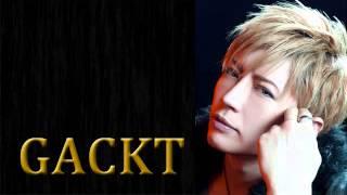 Gackt:「エレガントな、空気が、漂う、ここ、えーGacktオフィスに...