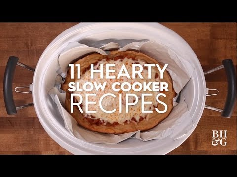 11 Hearty Slow Cooker Recipes | Better Homes & Gardens