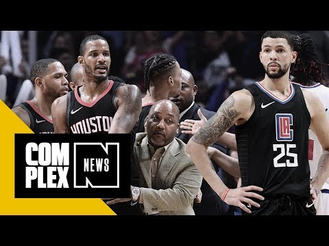 Download Youtube: Austin Rivers Claims He Squashed Beef With Trevor Ariza Following Locker Room Altercation