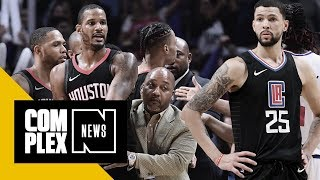 Austin Rivers Claims He Squashed Beef With Trevor Ariza Following Locker Room Altercation