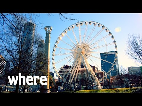 Atlanta Travel Guide | Things to Do, Exploring Downtown, Mid