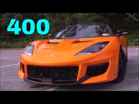 Lotus Evora 400 - Complete Review