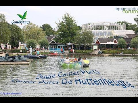 Dagje Center Parcs De Huttenheugte met Zipp Wire en de Aqua Mundo