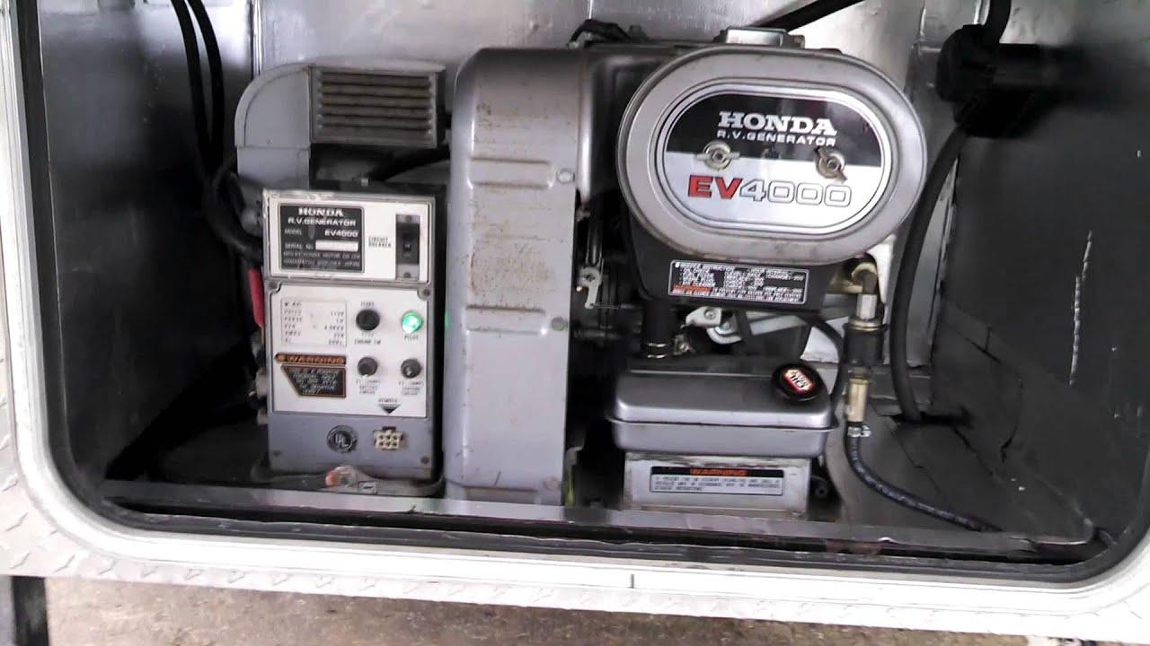 Honda Ev4010 Generator Wiring Diagram For Best Electrical Circuit Northstar Ev4000 Youtube Rh Com 4000w 6500is Generators