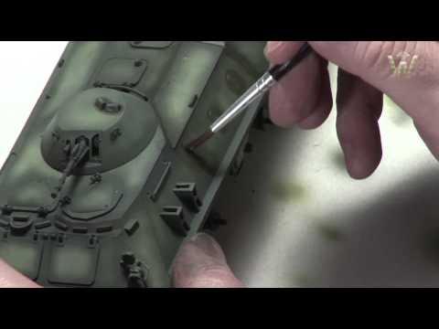 Warfare in Scale Cold War Series Episode 1 - Russian BTR-70 1/35 Dragon Models