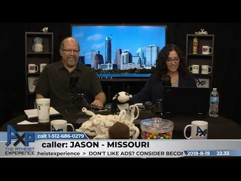 Atheist Experience 22.33 with Tracie Harris and John Iacoletti