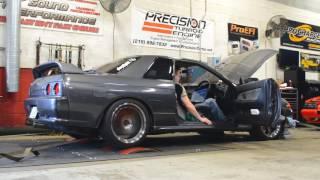 Kyle's 500+whp R32 Skyline GTR Dyno Tuned @ Sound Performance