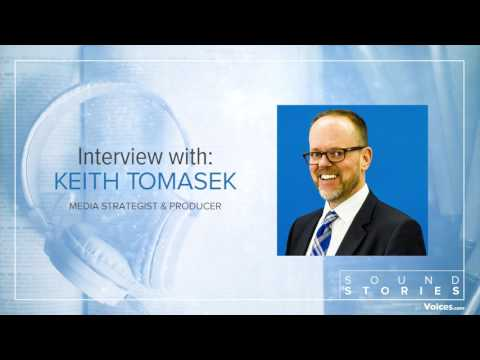 Using Key Elements to Craft an Effective Story | Interview with Keith Tomasek