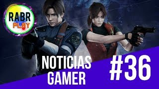 Noticias Gaming #36 FORTNITE - WORLD OF TANKS - FALLOUT 76 - RESIDENT EVIL 2