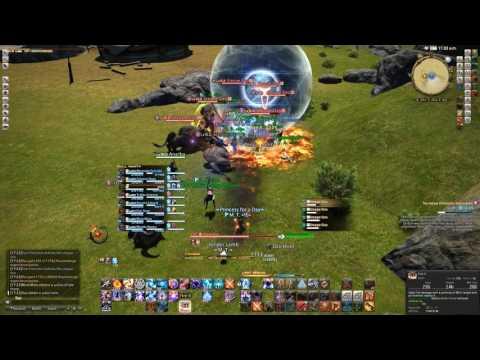 FFXIV Stormblood - The Dataqi Chronicles (1.5h long FATE chain!)