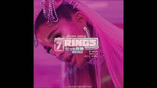 Ariana Grande- 7 Rings (Remix) (feat. Rihanna, Cardi B, & Nicki Minaj)