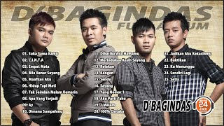 Download lagu D'BAGINDAS FULL ALBUM 🔵 MUSIK 24 JAM INDONESIA
