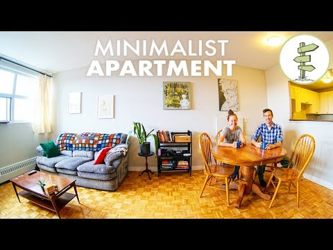 Our Minimalist Apartment Tour - Comfortable Minimalism
