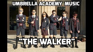 "Fitz and the Tantrums - ""The Walker"", The Umbrella Academy Soundtrack,  with Lyrics"