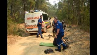 NSW SOUTH COAST ADVENTURE BIKE RIDE 2013