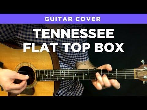 Johnny Cash guitar cover