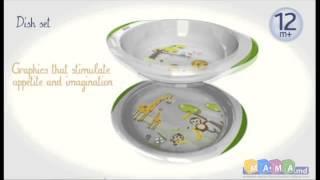 видео yookidoo посуда